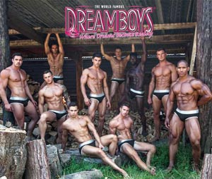 London VIP escorts love Dreamboys :)