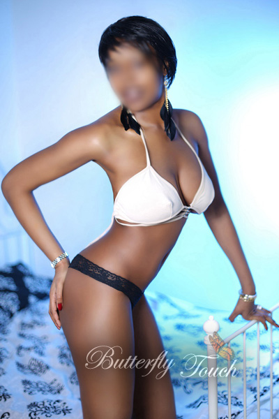 Tantric massage in London with Ashley